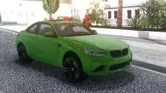 BMW M2 Green para GTA San Andreas