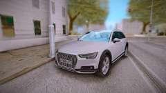 Audi A4 White para GTA San Andreas