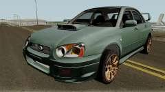 Subaru Impreza WRX STI 2004 Stock IVF para GTA San Andreas