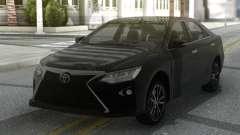 Toyota Camry V55 2017 Sport Design para GTA San Andreas