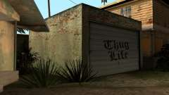New Garage para GTA San Andreas