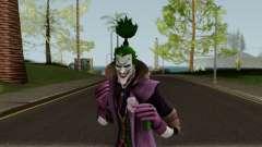 Lord Joker from Injustice 2 (iOS) para GTA San Andreas