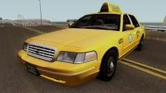 Ford Crown Victoria Taxi Downtown Cab v1.0 2003