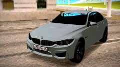 BMW M3 Stock para GTA San Andreas