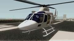 Helicopter A-119 Koala