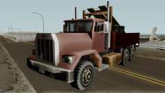 New Flatbed IVF para GTA San Andreas