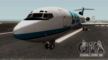 Boeing 727-200WL para GTA San Andreas