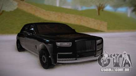 Rolls-Royce Phantom Black para GTA San Andreas