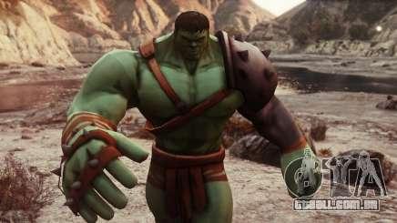 Gladiator Hulk (Planet Hulk) 2.1 para GTA 5