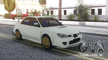 Subaru WRX Impreza para GTA San Andreas