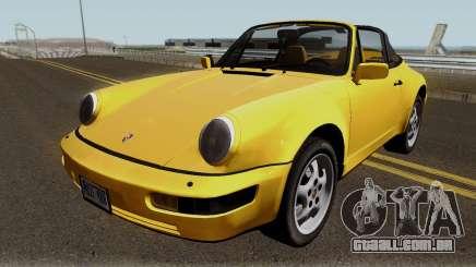 Porsche 911 Carrera 4 (964) (US-Spec) 1989 para GTA San Andreas