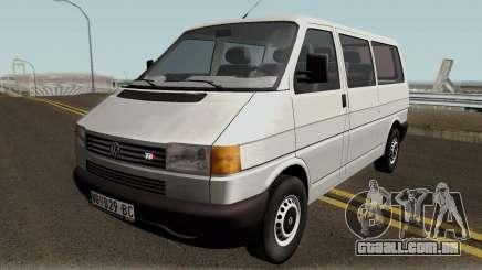 Volkswagen Transporter Mk4 1999 para GTA San Andreas