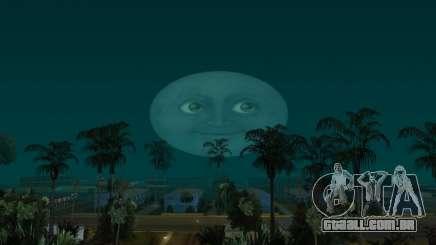 Realista Lua para GTA San Andreas