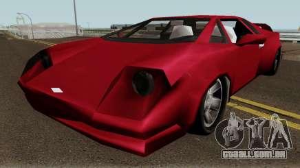 New Euros IVF para GTA San Andreas