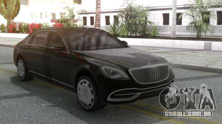 Mercedes-Benz W222 S650 Maybach para GTA San Andreas