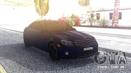Mercedes-Benz S63 Sedan para GTA San Andreas