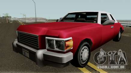 New Buccaneer IVF para GTA San Andreas