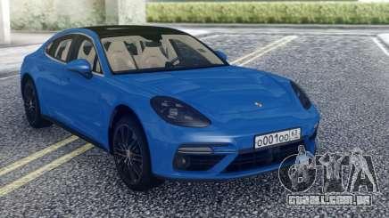 Porsche Panamera Stock para GTA San Andreas