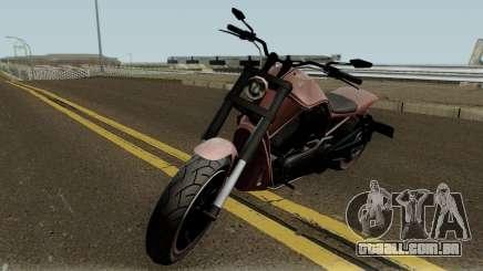 Western Nightblade & V-Rod Style GTA V para GTA San Andreas