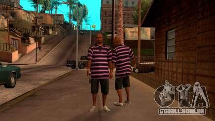 Participante 1 Aliança Ballas para GTA San Andreas