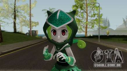 Kemono Friends Panther Chameleon para GTA San Andreas