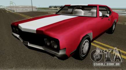 New Sabre IVF para GTA San Andreas