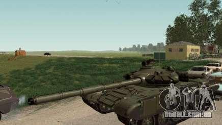 T-72B3 para GTA San Andreas