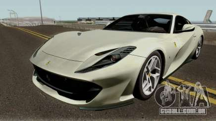 Ferrari 812 Superfast 2017 HQ para GTA San Andreas