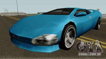 New Infernus IVF para GTA San Andreas