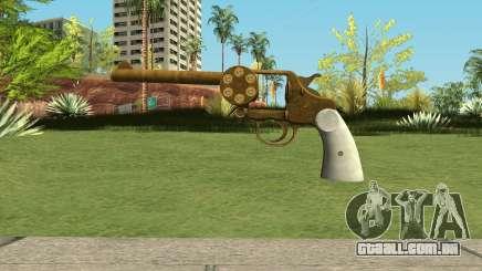 Double Action Revolver GTA 5 para GTA San Andreas