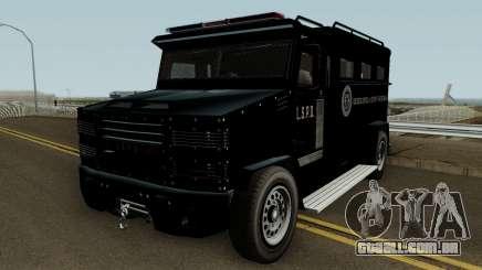 Police Riot GTA 5 para GTA San Andreas