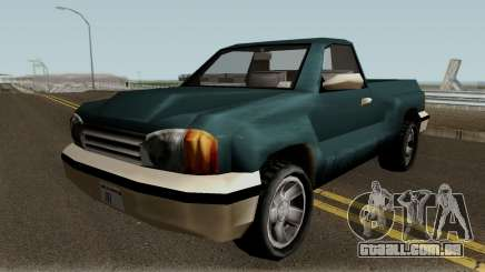 New Bobcat IVF para GTA San Andreas