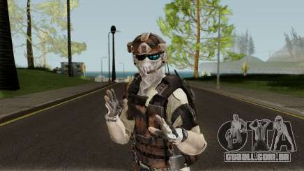 Ghost Recon Future Soldier para GTA San Andreas