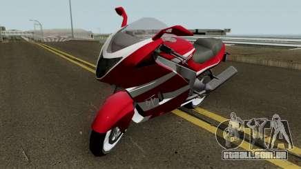 Shitzu Hackuchou GTA V para GTA San Andreas