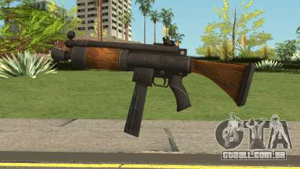 MP5 from Fortnite para GTA San Andreas