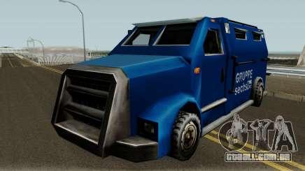 New Securicar para GTA San Andreas