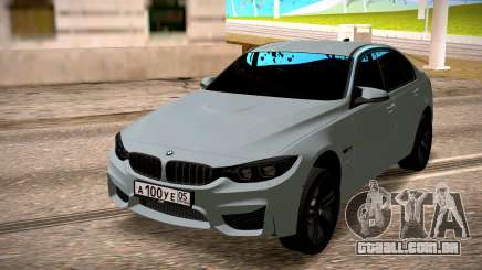 BMW M3 Stock para GTA San Andreas