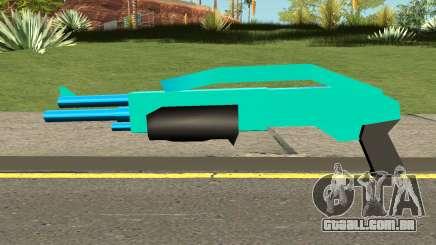 Shotgspa Blue para GTA San Andreas