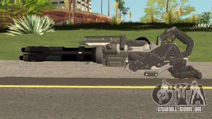 Call of Duty Black Ops 3: Death Machine v1 para GTA San Andreas