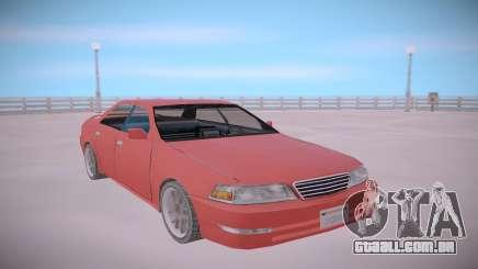 Toyota Mark II Sedan para GTA San Andreas