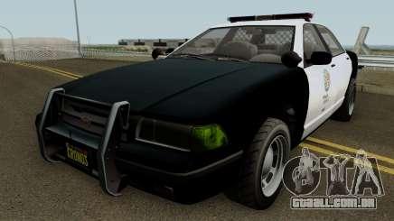 Police Cruiser GTA 5 para GTA San Andreas