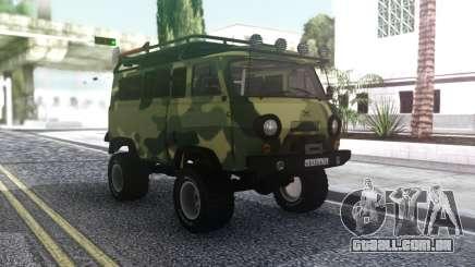 UAZ 452 SUV para GTA San Andreas