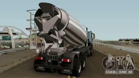 Iveco Trakker Cement 10x6 para GTA San Andreas