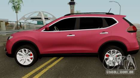 Nissan X-Trail 2014 para GTA San Andreas