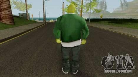 Shrek GSF para GTA San Andreas terceira tela