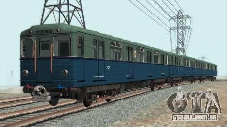 Em-501 para GTA San Andreas
