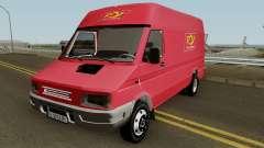 Iveco Daily Posta Romana 1995 para GTA San Andreas