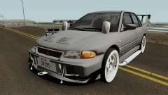 Mitsubishi Lancer Evolution III Deuce para GTA San Andreas