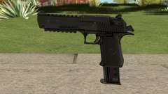 Desert Eagle Extended Magazine Custom (.50AE) para GTA San Andreas