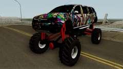 Dacia Duster Limo Monster 2013